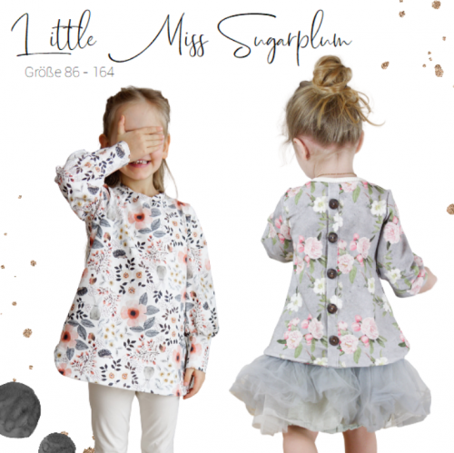 Little Miss Sugarplum Größe 86 - 164