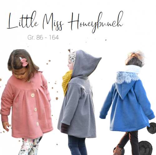 Little Miss Honeybunch Größe 86 - 164